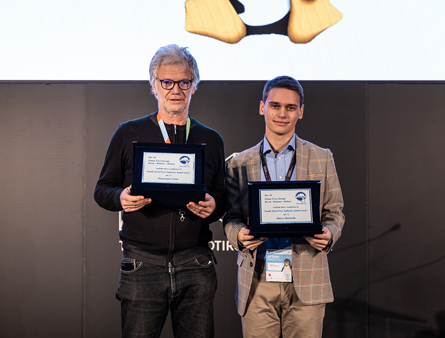 Bolzano, NOI Techpark, SFScon 2019