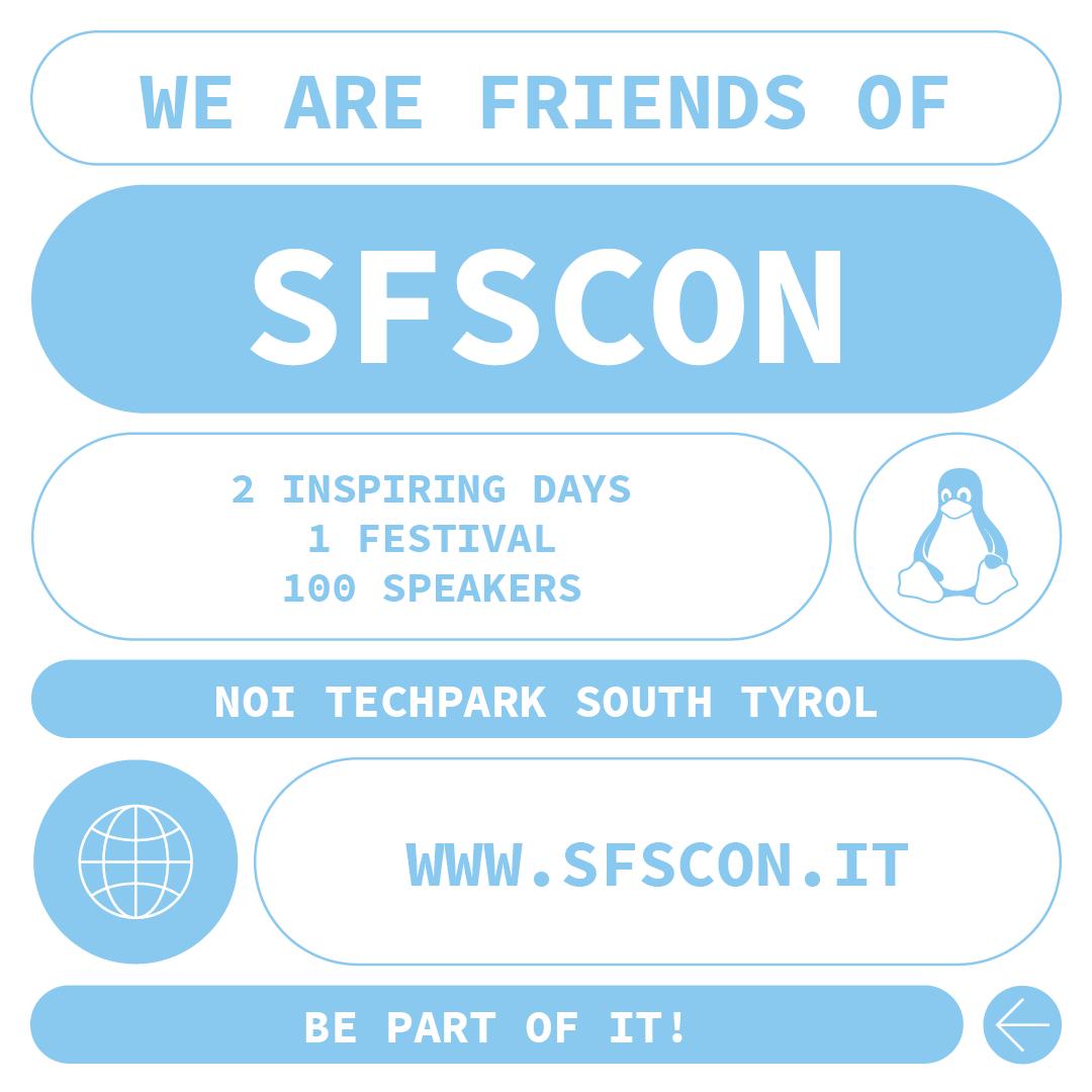 SFSCon logo 2020